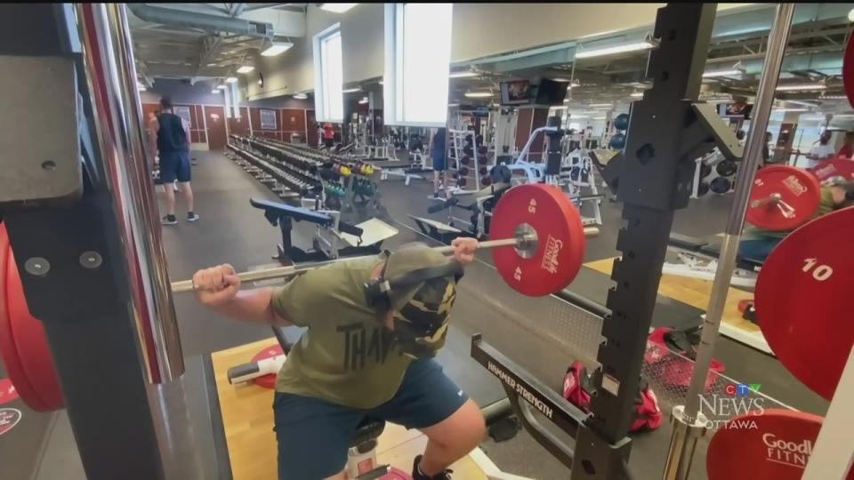 Gyms in Ottawa