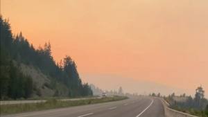More than 300 wildfires burning in B.C.