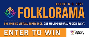 Folklorama Fusion Home Experience Rotator