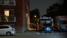 A 32-year-old woman is dead after what appears to be another alleged femicide in Montreal. (Cosmo Santamaria/CTV News)