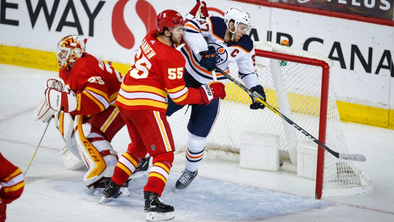 The Calgary Flames and Edmonton Oilers will kick off the pre-season with a Battle of Alberta on Sept. 26.