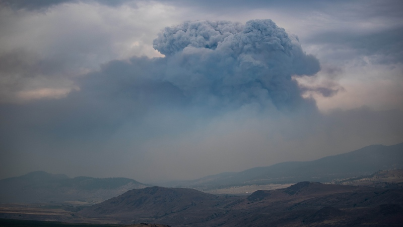 B.C. declares state of emergency as wildfires grow