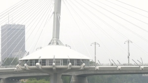 Outdoors activities cancelled as smoke remains