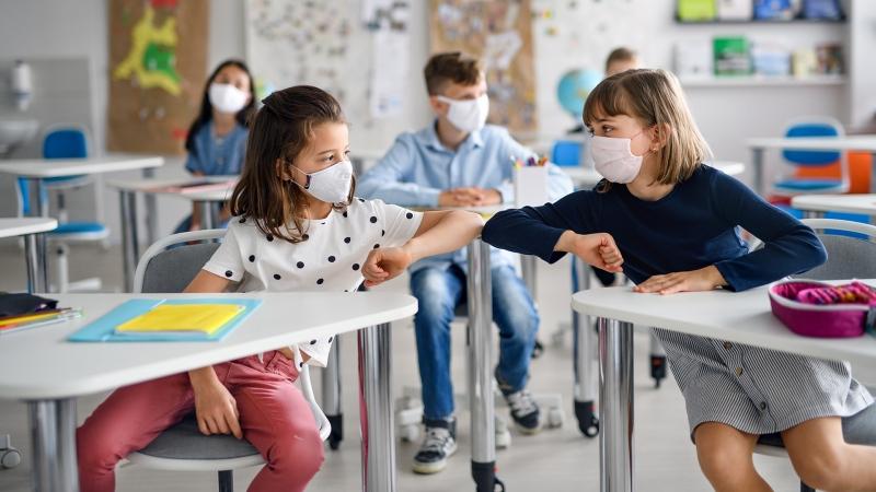 kids, school, classroom