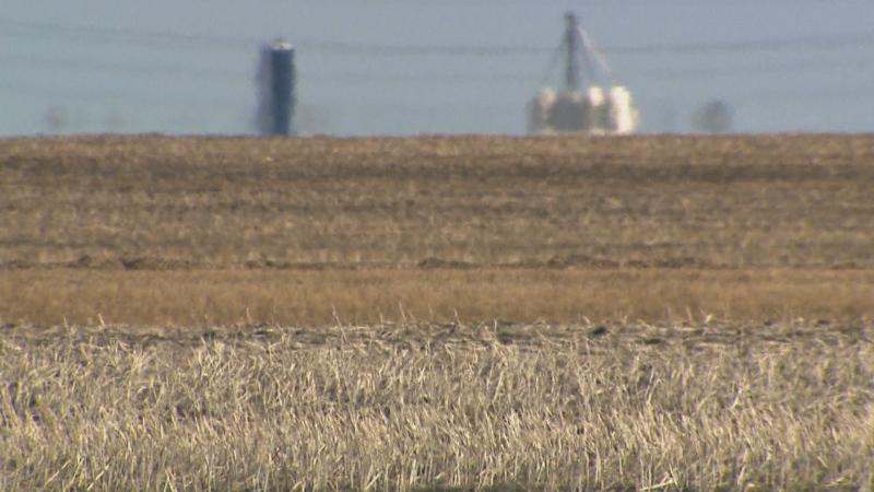 Prairies drought