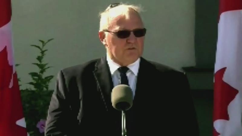Minister Bill Blair