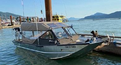 Kitimat boat