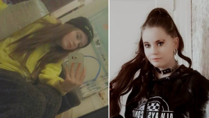 Updated photos of Avery Dillabough, who was last seen at around 11 a.m. July 7 in the Heron Road area. Her family is concerned for her safety. (Photos provided by family)