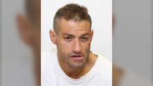 Police have charged Toronto resident Robert Anthony Stumpo, 35, after he allegedly broke into a woman's home Monday. (Toronto Police Service)
