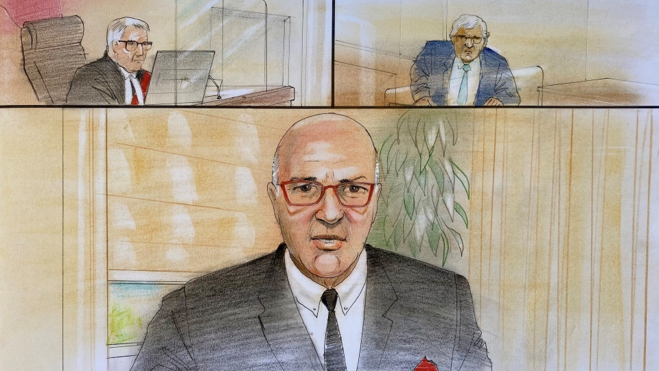 O'Leary trial
