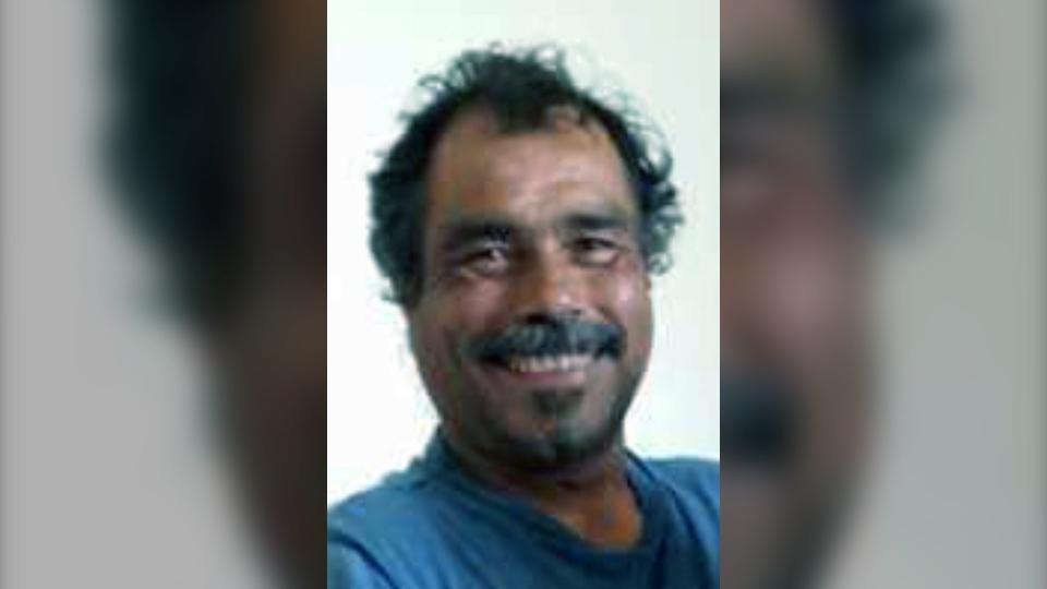 Carl Peltier, 53, of Wikwemikong