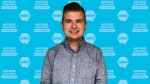 Grand Forks, B.C., resident Colton Burwash won $1 million in the June 15, 2021 Lotto Max draw. (B.C. Lottery Corporation)