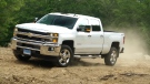 PIckup trucks have gotten bigger over the past couple of decades.