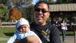 Surrey, B.C., resident Arnulf Salazar died on July 17, 2021, while trying to save his 10-year-old son from drowning in Chehalis Lake.
