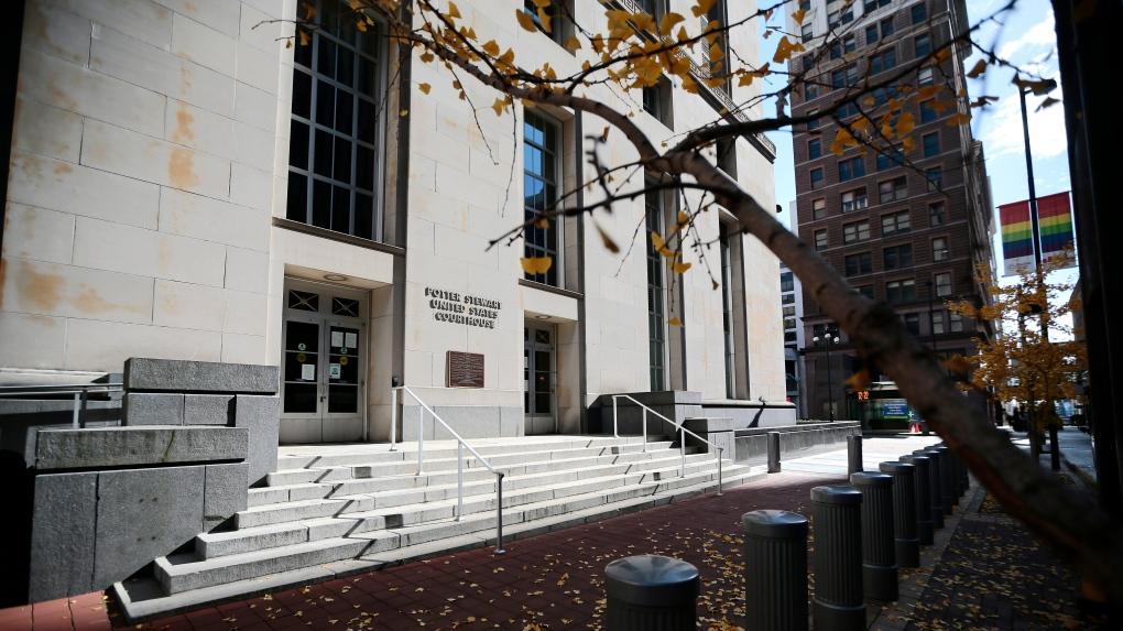 Cincinnati courthouse