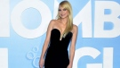 Anna Faris, pictured in May 2018, has revealed that she and her partner, Michael Barrett, eloped. (Carlos Tischler/Getty Images/CNN)