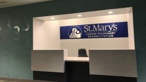 The cardio-pulmonary rehabilitation clinic run by St. Mary's General Hospital (Tegan Versolatto / CTV Kitchener)