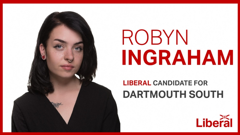 A woman who was briefly a Liberal candidate in the Nova Scotia election says the party asked her to lie about why she dropped out, having her cite mental health concerns.