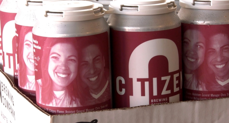 Citizen Brewery created the Good Citizen beer, in honour of Chris Snow, with the majority of proceeds all going towards ALS Research.