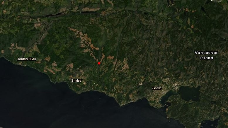 Investigators suspect the Muir Creek fire was human-caused. (BC Wildfire Service)