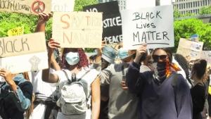Quebec black lives matter