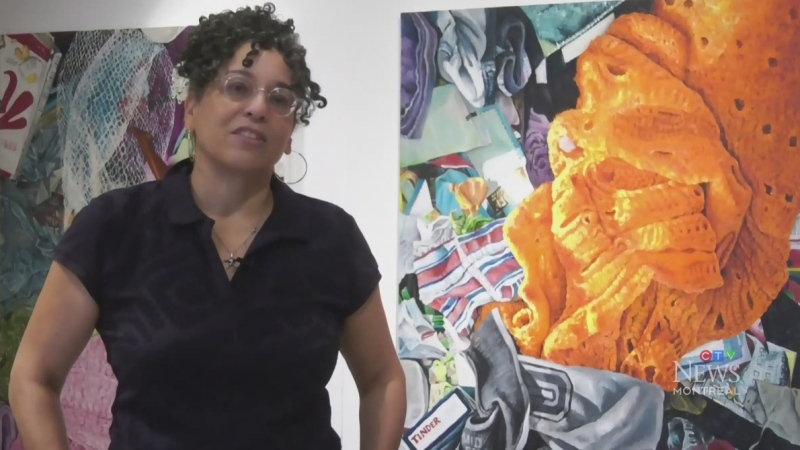 Artists fill up vacant real estate