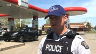 Const. Daniel Martin was forced to resign by the RCMP due to concerning texts he sent a 16-year-old girl he coached in lacrosse