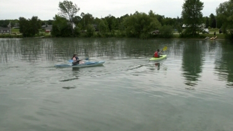 Concerns about Lake Mindemoya water quality