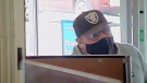 Police in Richmond are asking the public for help identifying a man suspected of a series of robberies that happened in the city last week. (Richmond RCMP)