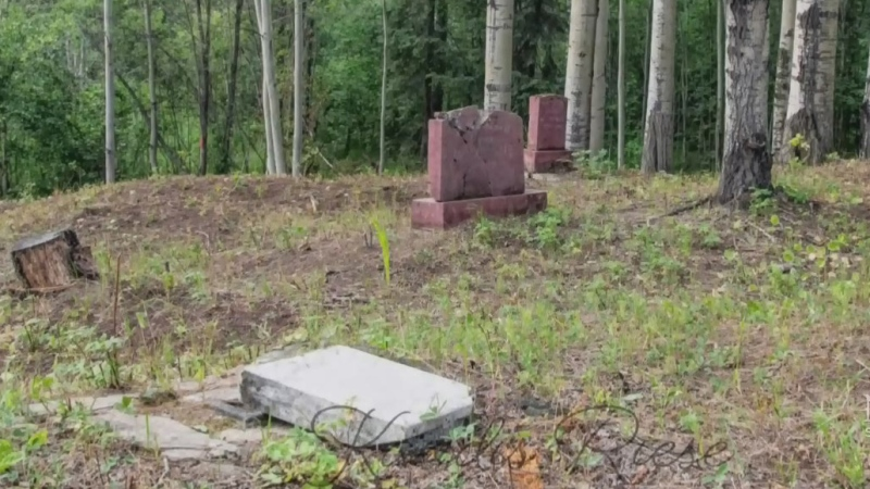 Searching for unmarked graves