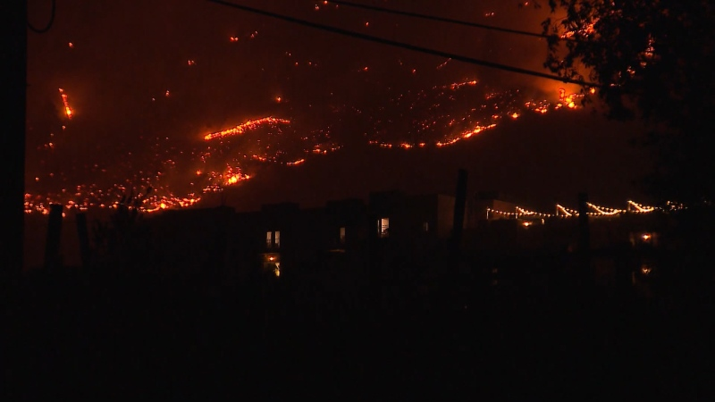 No relief in sight as wildfires rage across B.C.