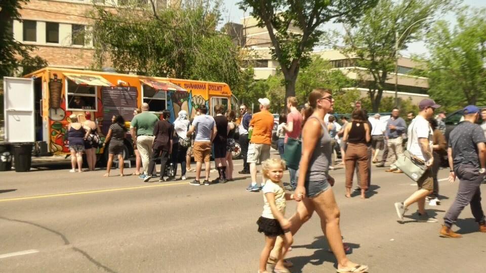 Food Truck Wars return