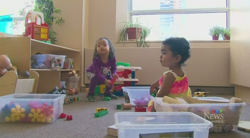 Over 100 child care spaces opening in Winnipeg
