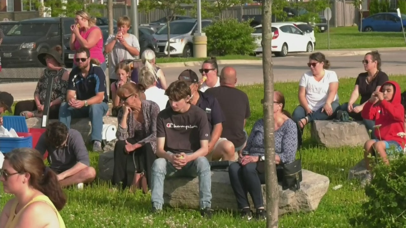 Mental health evening for Barrie tornado victims