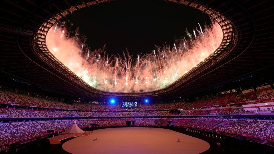 Tokyo's Olympic Stadium