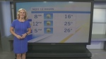 CTV Morning Live Weather July 23