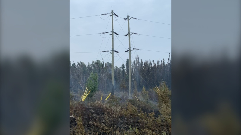 Supplied image from Manitoba Hydro.