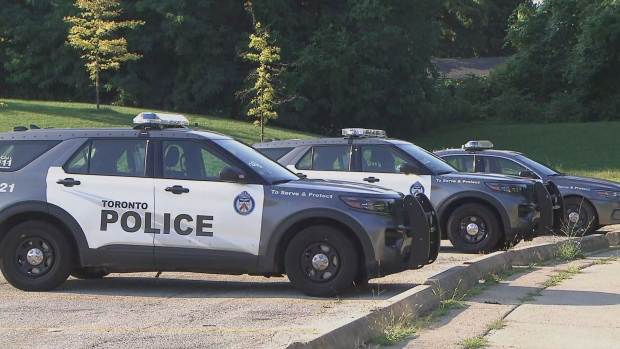 A person has been arrested after a woman was found dead at a residence in North York early Friday morning, according to Toronto police.