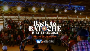 Back to Batoche Days 2021 began its virtual cultural heritage celebration of Metis people Thursday. (backtobatochedays.ca)