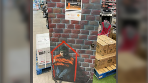 The Orange Door Campaign in support of the Orillia Youth Centre runs until Sun., Aug. 1, 2021. (Courtesy: Orillia Youth Centre)