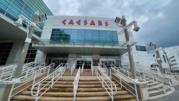 Caesars Windsor (Melanie Borrelli, CTV Windsor)