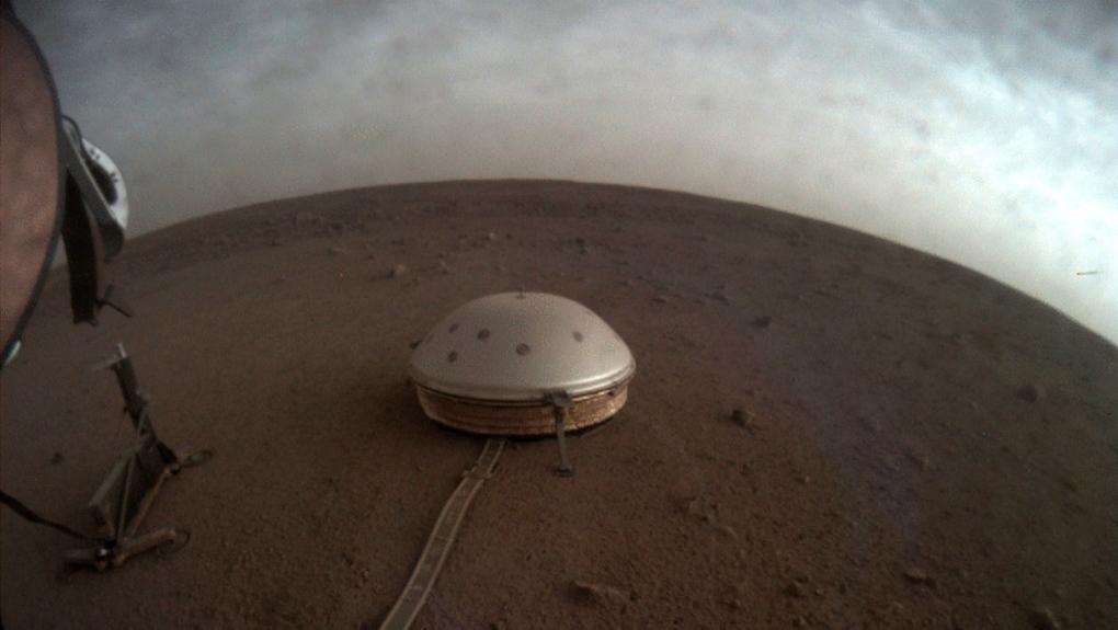 Inside Mars