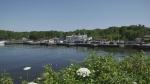 Muskoka Steamships in Gravenhurst, Ont. on July 23, 2021 (Craig Momney/CTV News)
