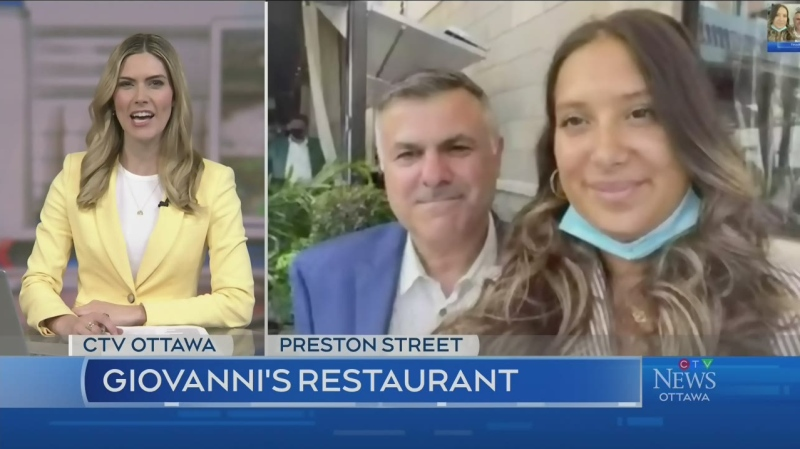 Five and Dine: Giovanni's Restaurant