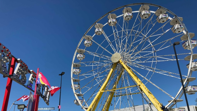 The Summer Fun Midway, running from July 23 through Aug. 1, will feature rides, food, and an exclusively outdoor slate of entertainment.
