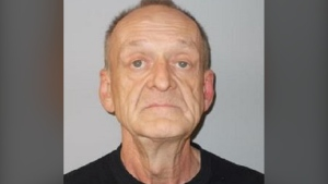 James Gracie is shown in a photo provided by the RCMP in 2021.