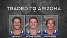 Canucks make blockbuster trade ahead of NHL draft