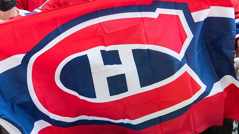 Canadiens flag