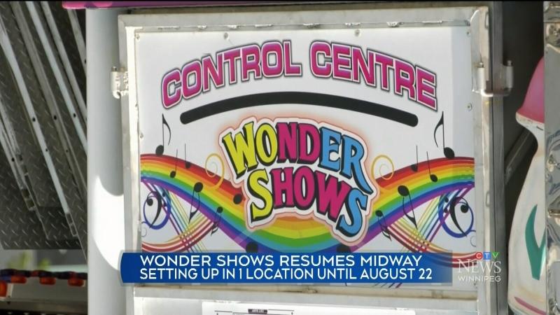 Wonder Shows to start back up