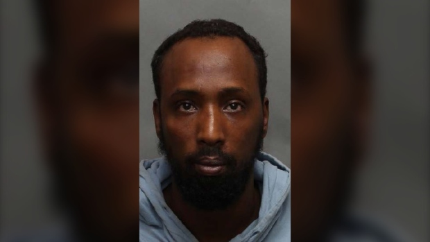 Liban Mohamud, 39, of Toronto. (Handout by TPS)